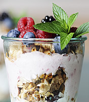 Yogurt Parfaits   $6.35